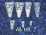 Force XXI - Terran Fleet