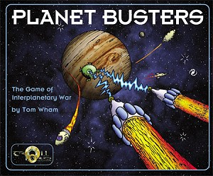 Planet Busters box cover